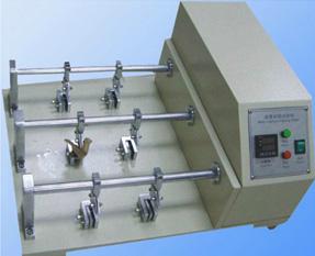 皮革耐挠折寿命试验机